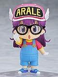 Rqcaxn Nendoroid Link Anime Dr. Slump Arale Norimaki Cute Girls Figuras de acción PVC Doll Model Toy...