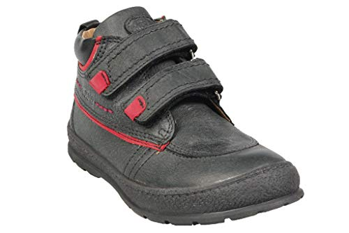 Mod8 - Boots Velcro - RAFAL - Noir (33 EU)