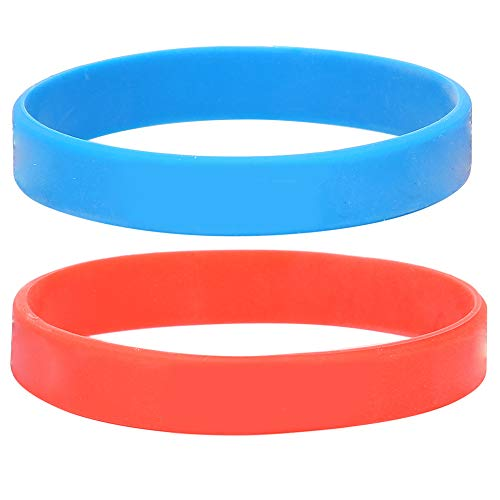Cadeau Différent Bracelet en silicone élégant, bracelet élastique en silicone équipement de sport Bracelet en silicone simple, pour femmes en plein air hommes Fitness