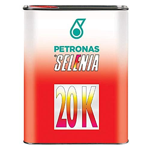 Motorolie Auto Selenia 20K 10W40-4 liter voor F IAT 500 2007