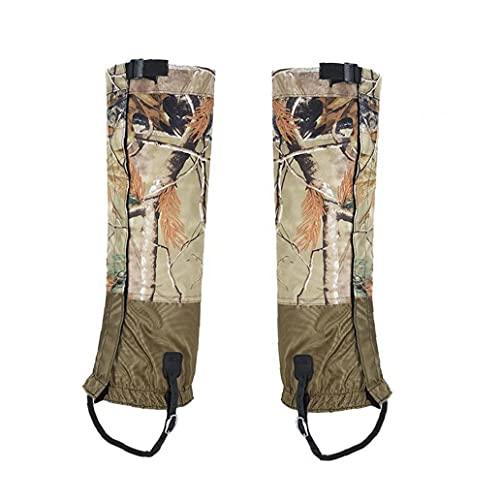 Beingaiter, Outdoor Füße Gamaschen Gehen Schnee Gamaschen Wasserdichte Anti-Dirty-Schuhe Cover für Männer Frauen 1Pair l
