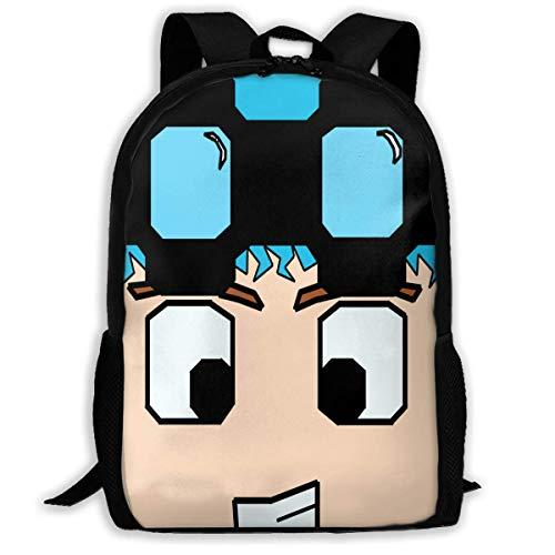 JNMJK D-an-T-DM Casual Backpack School Bag Travel Daypack Backpack