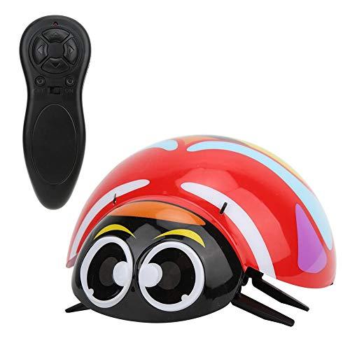 SHYEKYO Juguete de los niños, Juguete de RC Juguete RC Juguete formado para los niños para el Festival(Ladybug)