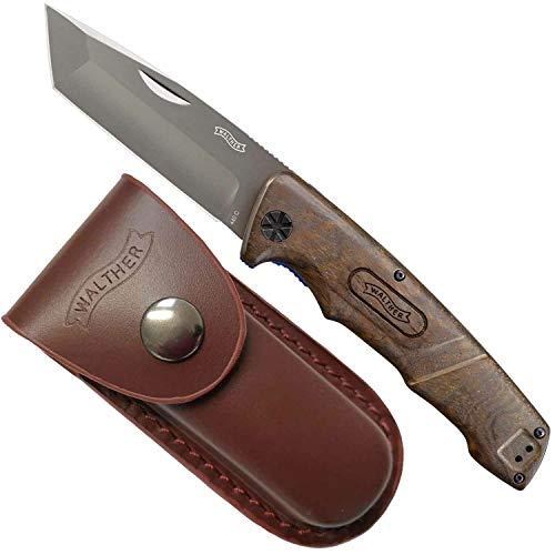 Walther Blue Wood Survivalmesser Mehrfarbig One Size