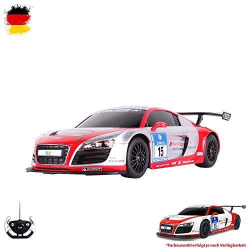 Audi R8 LMS Racing Edition – Original de ferngesteuertes Licence Véhicule dans le modèle échelle : 1 : 18, Ready to Drive, voiture avec télécommande, NEUF