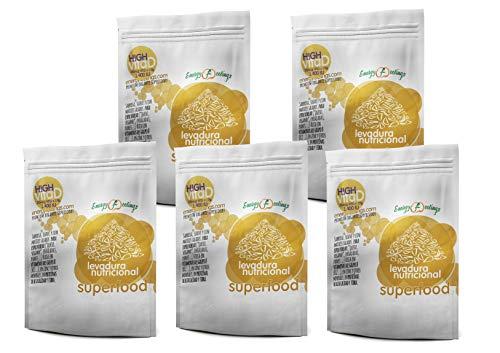 Energy Feelings Energy Feelings Levadura Nutricional High Vita D Copos (75 gr)