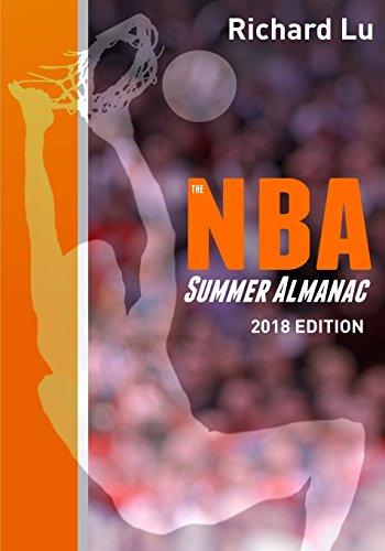 The NBA Summer Almanac, 2018 edition: Cover 1