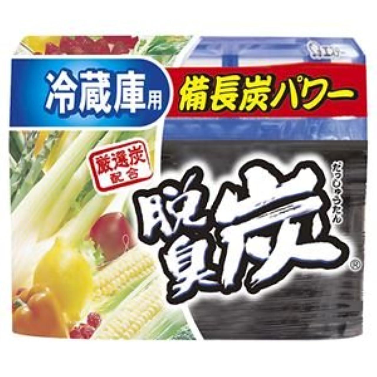 旋回バッジ伝導率(まとめ) エステー 脱臭炭 冷蔵庫用 140g 1セット(3個) 【×4セット】 〈簡易梱包