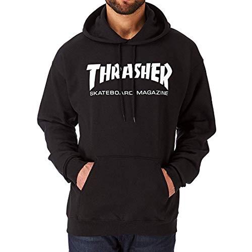Thrasher Hoody - Sweat a capuche homme - Noir - L
