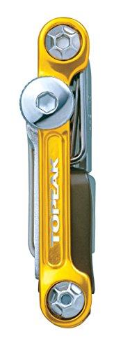 TOPEAK Mini 20Pro Mini-Werkzeug, 60102536GD, Gold, Einheitsgröße