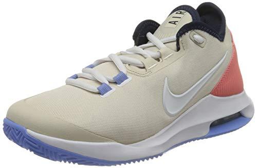 Nike Womens WMNS AIR MAX Wildcard Cly Tennis Shoe, LT Orewood BRN/White-ROYAL Pulse,38 EU