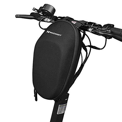 WOZINSKY Bolsa impermeable para manillar de scooter eléctrico Xiaomi Mijia 6L