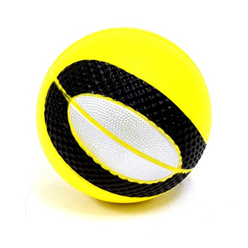Balle Souple - Basket - Jaune