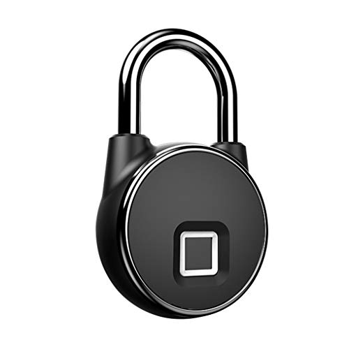 Candados Taquilla Impermeable Sin Llave Inteligente Bluetooth Cerradura Biométrica Huella Digital Candado Cerradura De Puerta Gimnasio En Casa Oficina Mochila