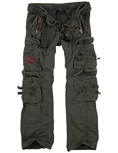 Surplus Royal Traveler Trousers, royalgreen, 3XL