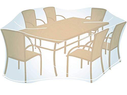 Campingaz 205692 Housse pour Ensemble de Jardin Rectangulaire ou Oval Taille L