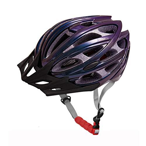 Montaña de adulto camino de la bicicleta cascos de ciclismo casco de...