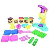 FantaCacy Eismaschine Modell Gummi Schlamm Ton Maker Werkzeug Lebensmittelqualität Durable Pretend...