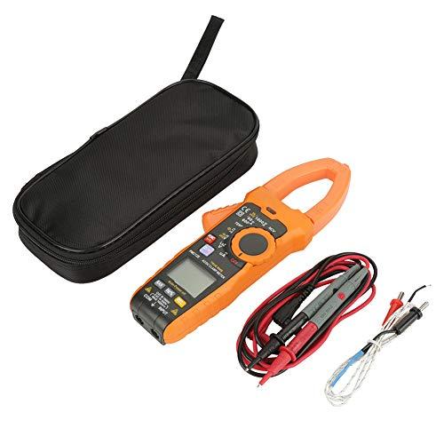 Summer Surprise Pinza amperometrica AC/DC, tester sonda per tracciatori di circuiti Pinza amperometrica avanzata, risoluzione dei problemi Per una varietà di usi qualsiasi lavoro di installazion