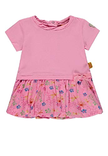 Steiff Mädchen Kleinkind Kleid pink (71) 104