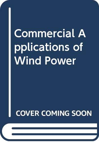 Commercial applications of wind power