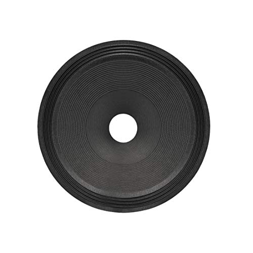 Buy uxcell 12 inches Paper Speaker Cone Subwoofer Drum Ripple Paper 2 inches Coil Diameter with 4 Cl...