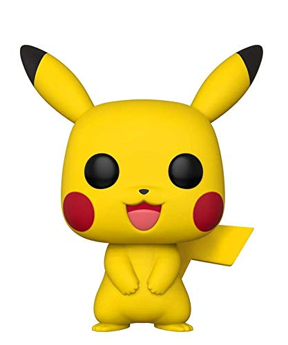 Funko Pop! Pokémon - Games - Pikachu (10-inch) #353