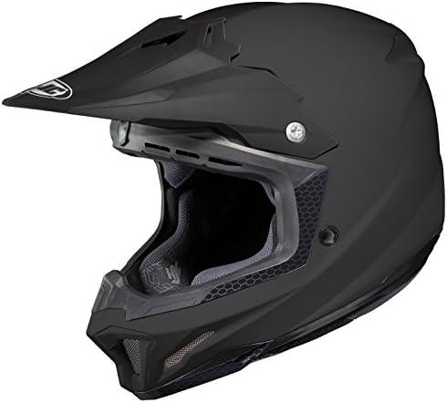 HJC 740-619 CL-X7 Off-Road Motocross Helmet (Matte Black, 5X-Large)