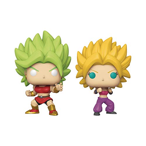 SS Kale & SS Caulifla 2020 Funimation Exclusive Dragon Ball Z Funko Pop! 2-Pack