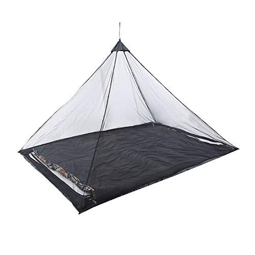 Cicony Mosquitera para Cama Individual campierendes Sombrero de Malla de Insectos para la Camarera de Pesca de Viaje, 220 x 120 x 100 cm