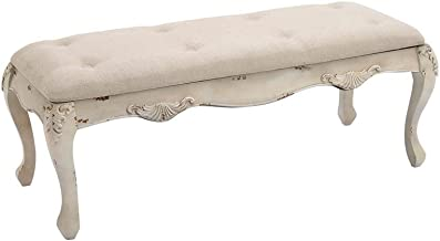 Best french provincial dining bench Reviews