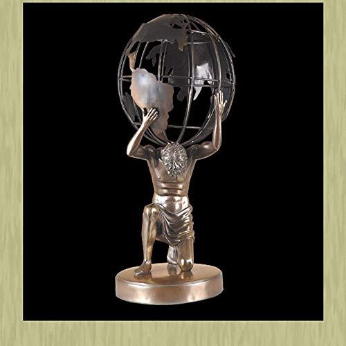 DSENIW QIDOFAN Crafts Vorzügliche Kunstfertigkeit Zurück Erde Handwerk/Verzierungen/Hochzeit Geschenke Study Room Dekorationen Stilvolle und schön