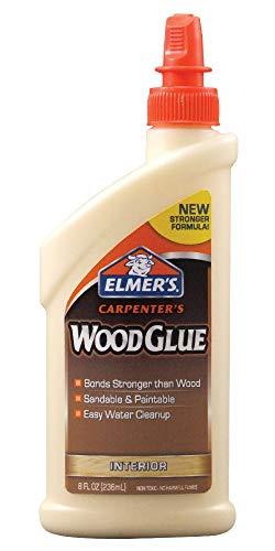 エルマーズ(Elmer's) 木工用ボンド 木材接着剤 (236mL, 強力) [並行輸入品]