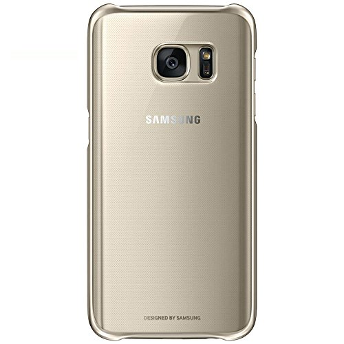Samsung Clear Cover für Galaxy S7, Transparent