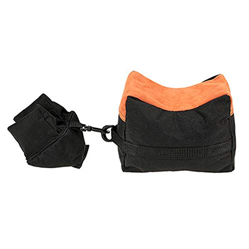 JUFENG Shooting Gun Rest Bags, Front And Rear SandBag Stand Holders for Rifle...
