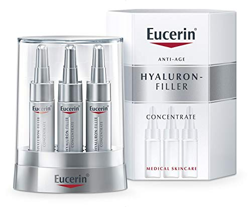 Eucerin Anti Age HYALURON-FILLER Serum Konzentrat, 6X5 ml