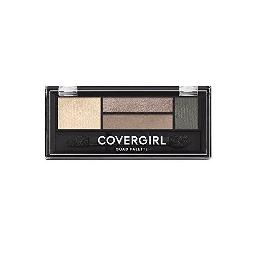COVERGIRL - Eyeshadow Quad Notice Me Nudes - 0.06 oz. (1.77 ml)