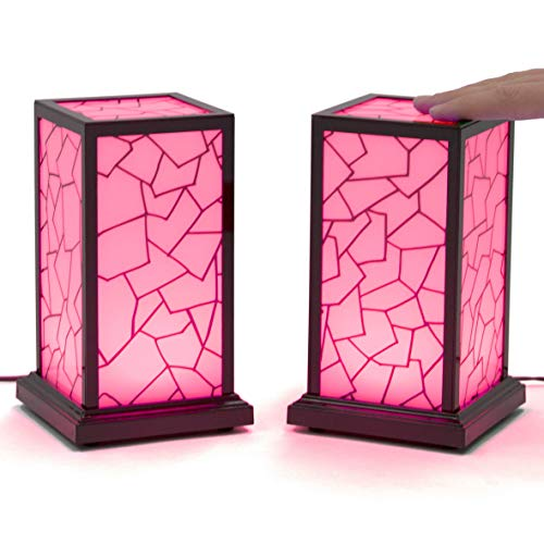 Set of 2 Friendship Lamps by Filimin