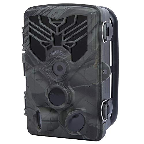 Caza al aire libre 1080 p 20MP impermeable visión nocturna Trail cámara infrarroja trampa videocámara