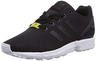 adidas Zx Flux J, Scarpe da Ginnastica Basse Unisex-Bambini, Nero (Black/Black/Footwear White 0), 39 1/3 EU (B00PNUGTCU) | Amazon price tracker / tracking, Amazon price history charts, Amazon price watches, Amazon price drop alerts