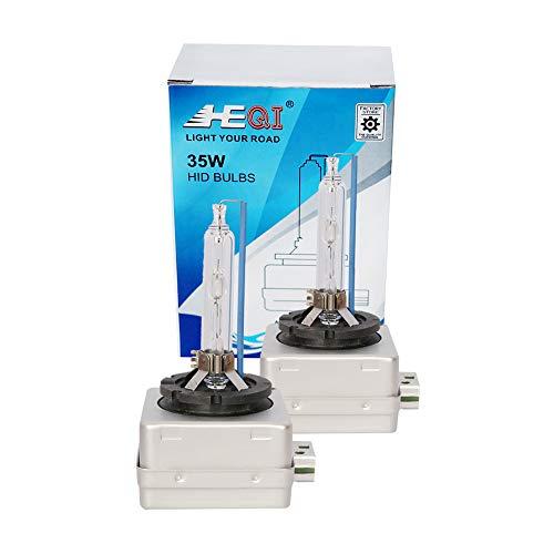 D3S Hid Xenon Brenner Scheinwerferlampe -8000K 35W Ersatzlicht -2 Yrs Garantie 2 Stück