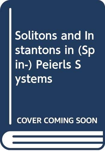 Solitons and Instantons in (Spin-) Peierls Systems