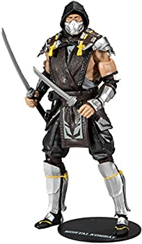 McFarlane - Mortal Kombat 7 Figures 5 - Scorpion  in The Shadows Variant