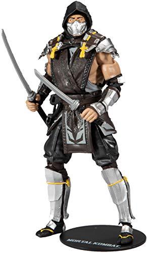McFarlane - Mortal Kombat 7 Figuren 5 - Skorpion (In The Shadows Variant)