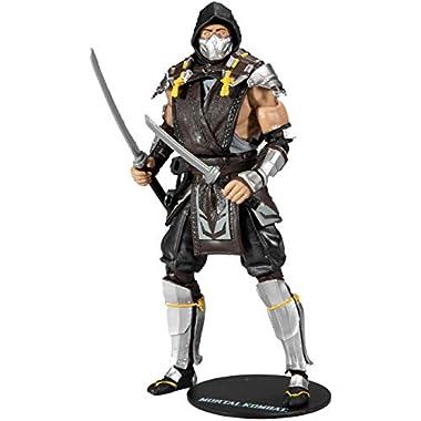 McFarlane – Mortal Kombat 7 Figures 5 – Scorpion (in The Shadows Variant)