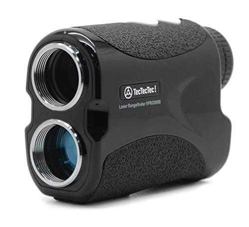 TecTecTec! Télémètre Golf VPRO500S avec Distance, Angle et Scan