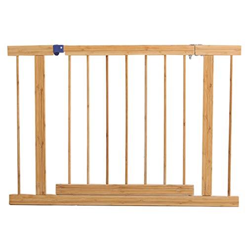 IMBM-Laufstall Bambuszäune für Kleinkinder, Zäune können selbstgebaut Werden, Activity Center Kinderspiel-Zaun, Home Indoor Outdoor 50/60/80/100 cm 1 Platte