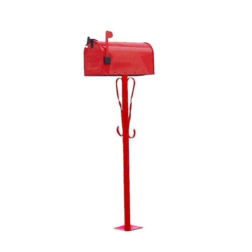 忘れられない暴露するベスビオ山メールボックス、標準メールボックス装飾写真の小道具アメリカのレターボックスメールボックスメールボックス(カラー:B)