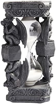 Guardian Winged Gargoyle Sandtimer- 7