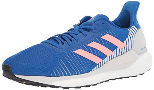 Zapatillas Adidas Solar Glide St 19 W para mujer, Azul (Azul Gloria/Rojo Claro/Gris Uno), 35 EU